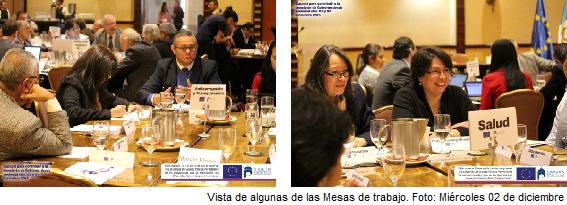 Sociedad Civil contribuye con la Transición de Gobierno - Guatemala 02 de diciembre de 2015