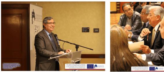 Sociedad Civil contribuye con la Transición de Gobierno - Guatemala, diciembre de 2015