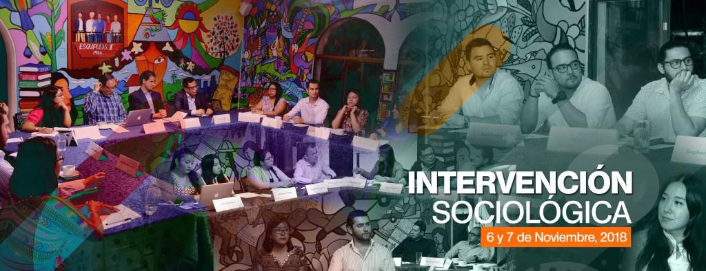 Jóvenes líderes nacionales participan en la Primera Intervención Sociológica