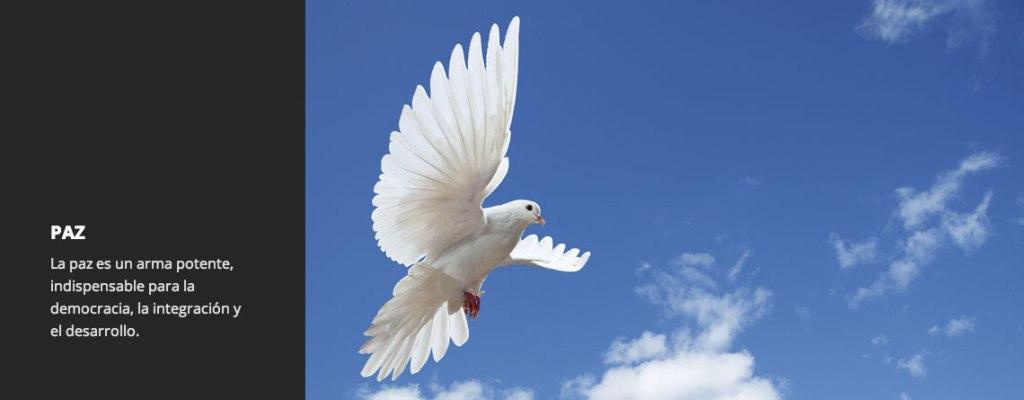 Tenemos que retomar el camino  A 20 Años de la Firma de los Acuerdos de Paz