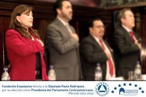 Presidenta Paula Rodriguez