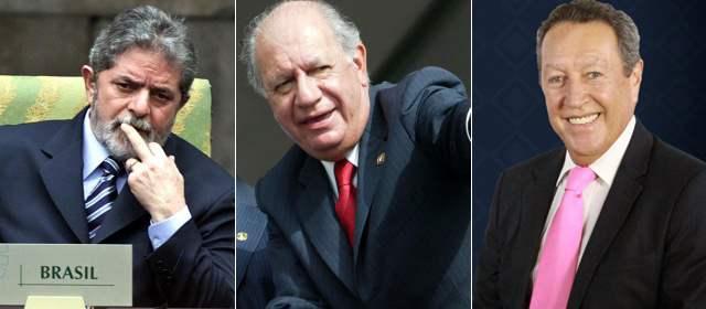 Ex presidentes de Latinoamérica ofrecen su apoyo para el proceso de paz en Colombia