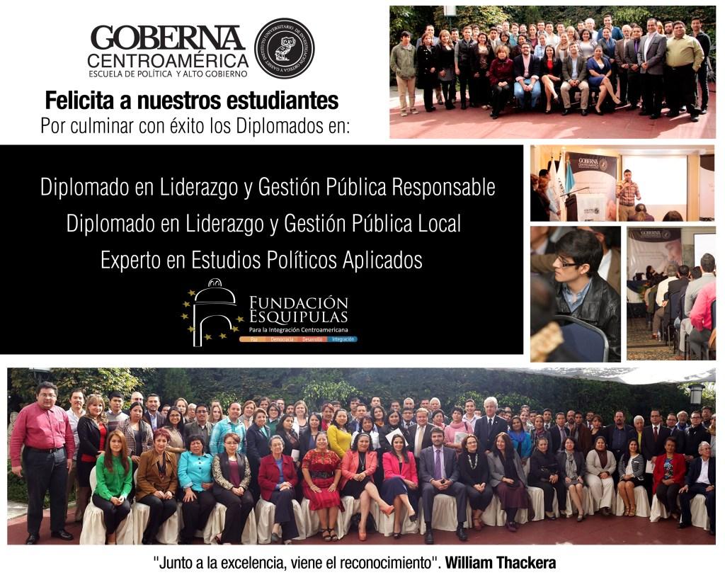 felicitacion estudiantes GOBERNA
