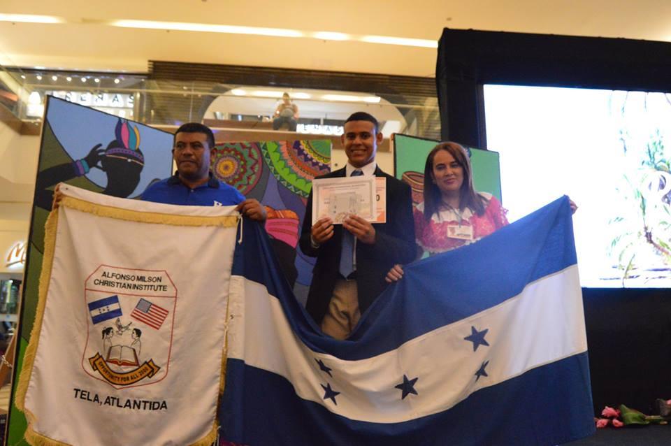 Final de Concurso Internacional de Oratoria de la Diáspora
