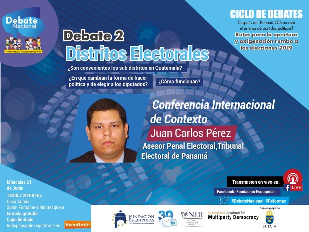 Presentación: Distritos Electorales en Panamá