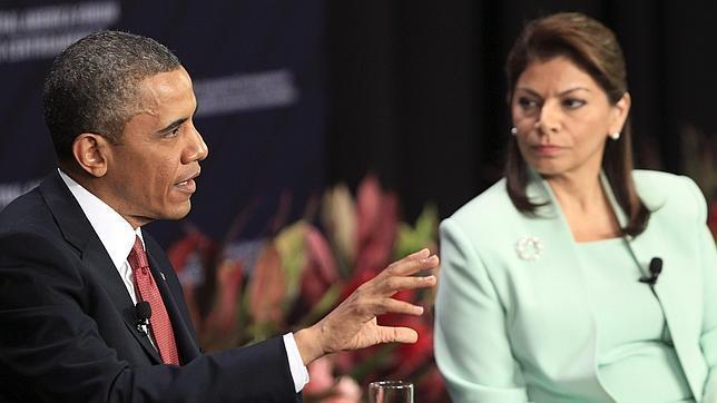 Obama apoya la integración centroamericana