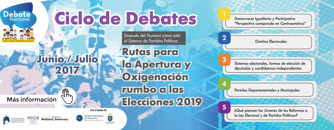 Ciclo de Debates
