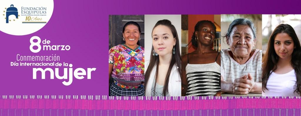 Conmemoración Día Internacional de la Mujer