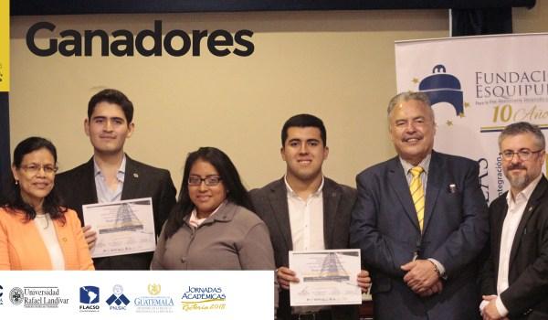 Premiación del Concurso Inter Universitario: un acercamiento con los ganadores.