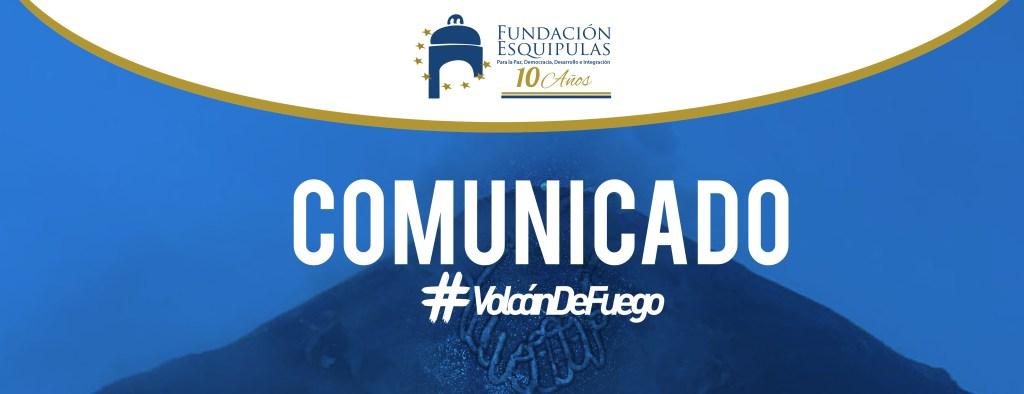 #VolcánDeFuego Fuerza Guatemala