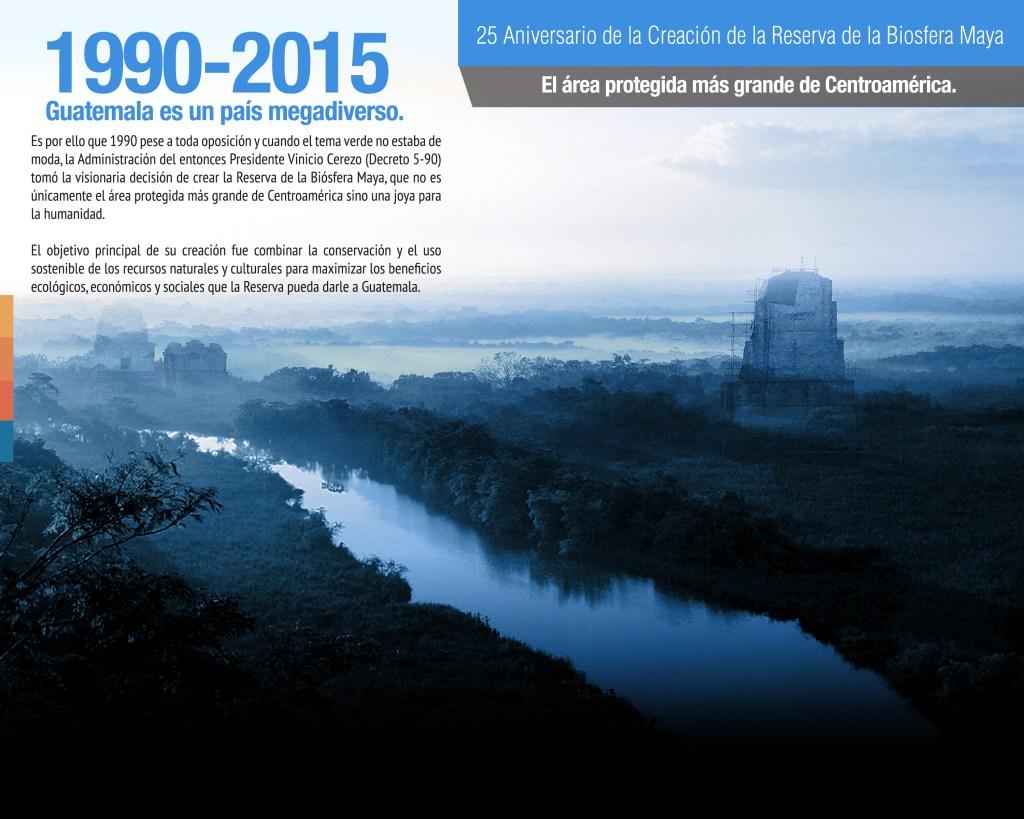 reserva biosfera maya