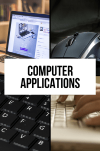 Computer Applications (1)