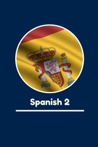 Online Spanish 2 Class