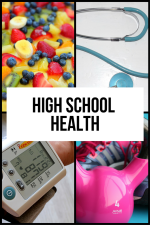 Online high school health for homeschoolers