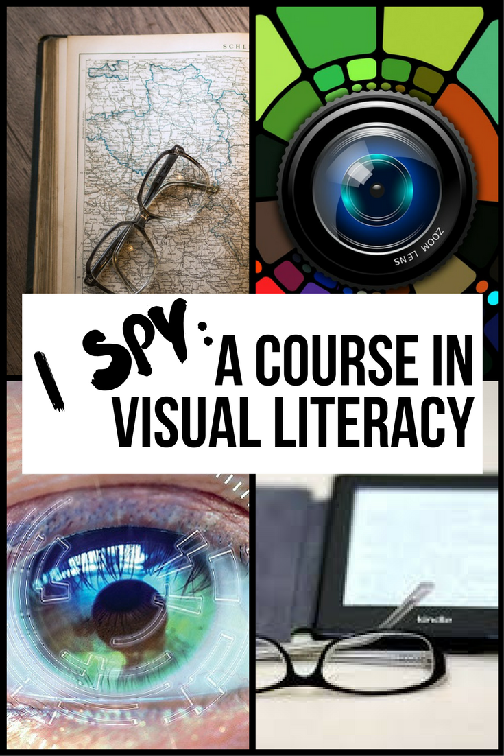 Visual Literacy online class for high schoolers / homeschoolers