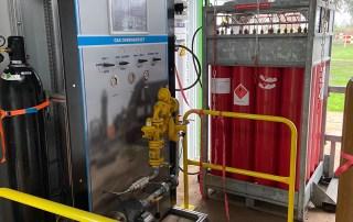 Ombouw aardgas naar waterstof Uithoorn
