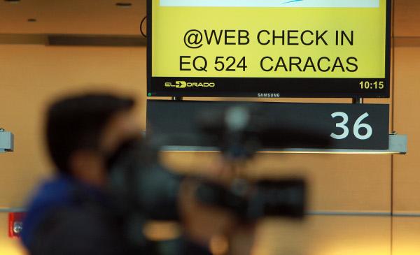 Resultado de imagen de anglicismos en los aeropuertos