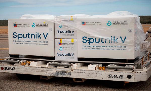 Sputnik V», lectura | Fundéu