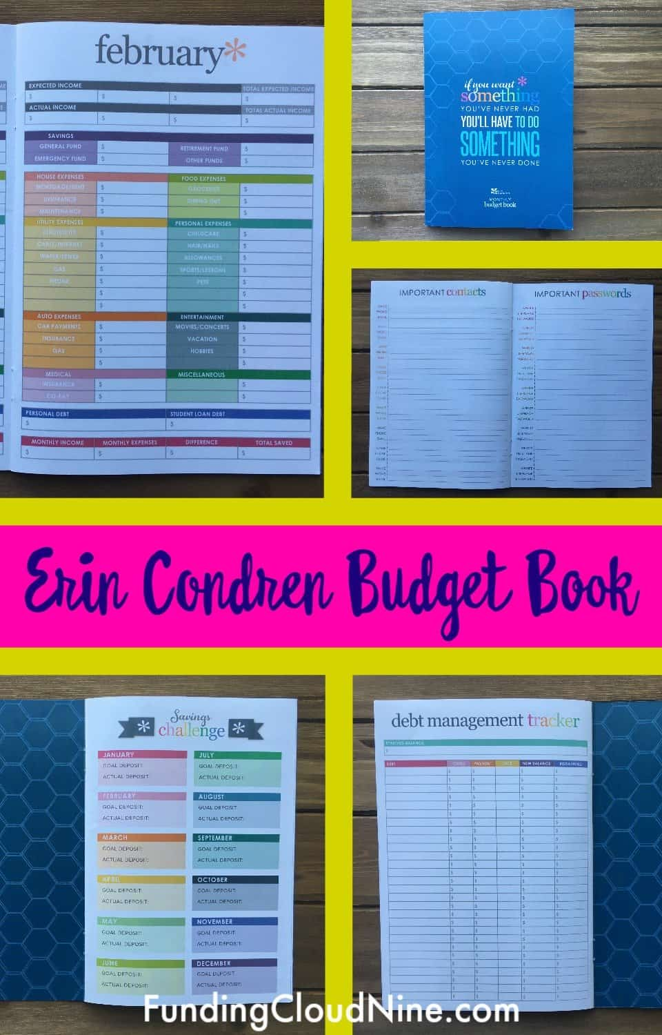 Erin Condren Budget Book Review Is It Right For You