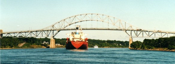 (c) Sherry Fundin Sagamore Bridge, Cape Cod, MA