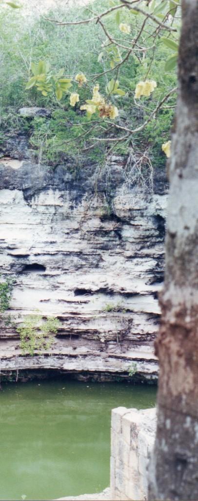 Mexico Cenote (c) Sherry Fundin