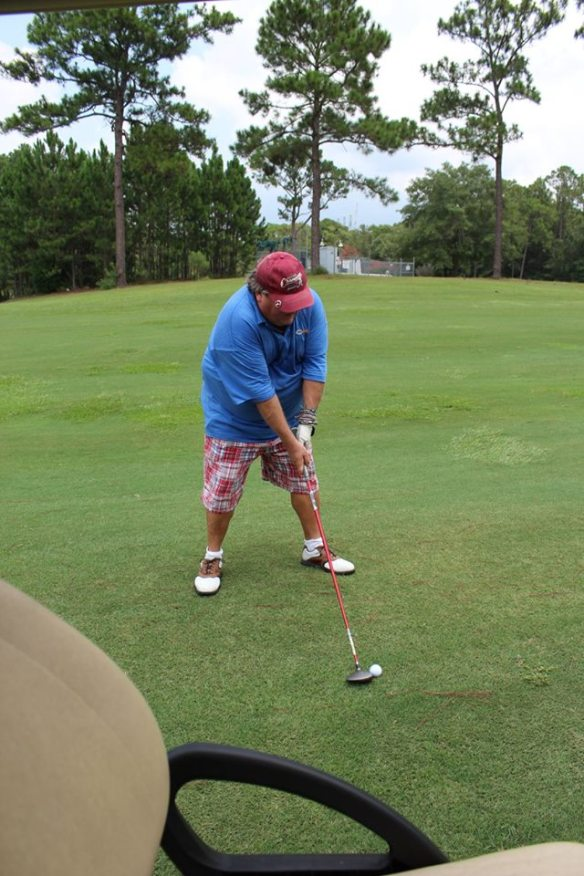 eric golfing 2015
