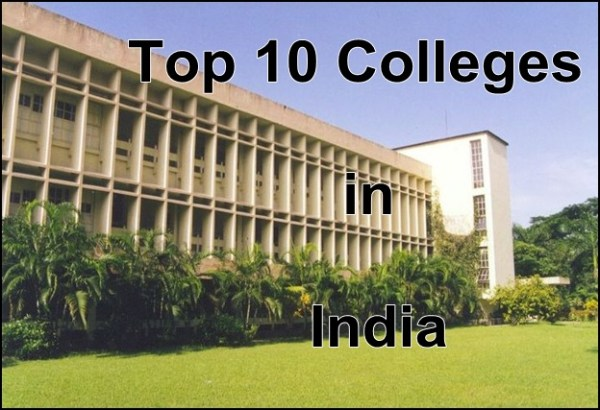 List of Top 10 Colleges in India - Learning Center ...