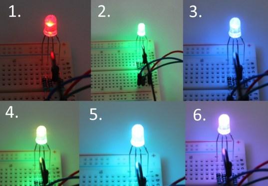 RGB-Mix-Arduino