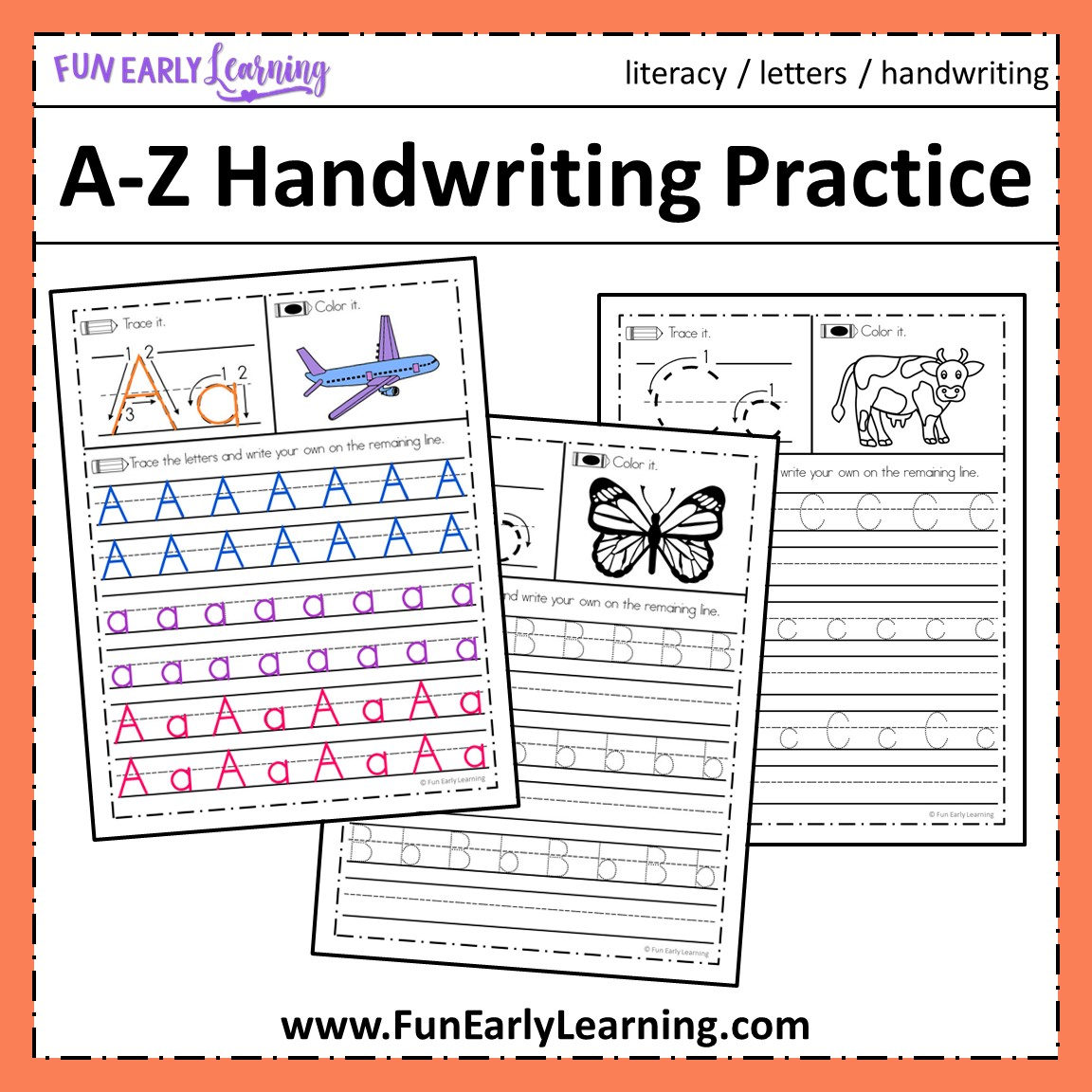 Early Education Worksheet