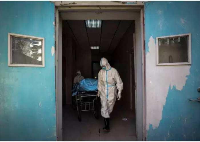 Le chaos provoqué par l'épidémie due au coronavirus