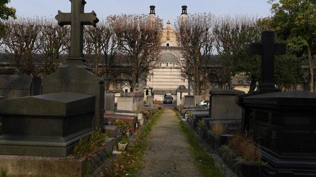 crématorium de Paris