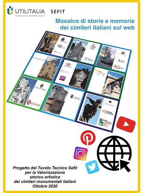 La valorizzazione culturale dei cimiteri italiani è anche con video e visite on-line
