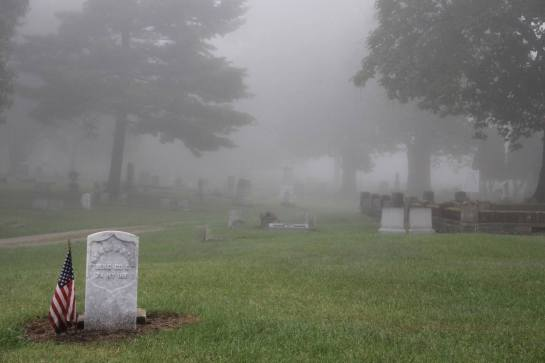"1st Prize-Kelly Jean ""Still Standing Guard"" Pine Ridge Cemetery-Bay City Michigan"