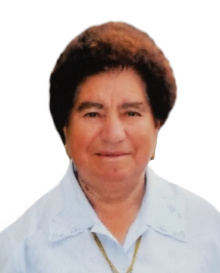 Claudina Castiço Dias Marujo – 85 Anos – Vilarinho de Souto (Ermelo)