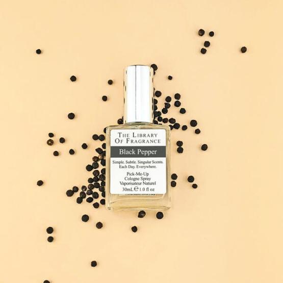 Black pepper parfum