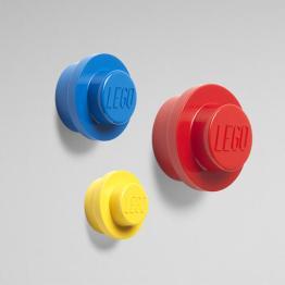 Lego wandhaken rood