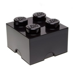 lego storage black