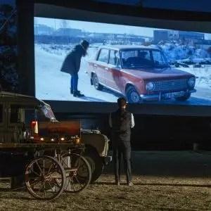 Napa Valley Film Festival Drive-in