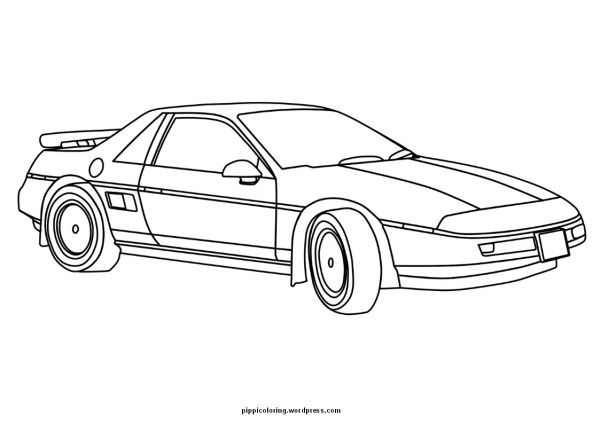 fast and furious coloring pages # 77