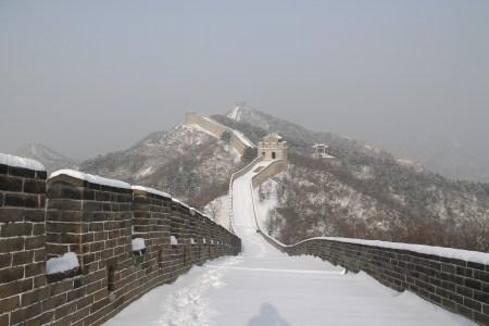 北京旅行で覚えておくと便利な中国語の地名の読み方20選!八達嶺長城
