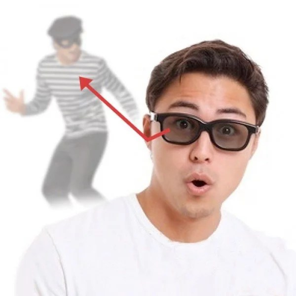 Spionglasögon