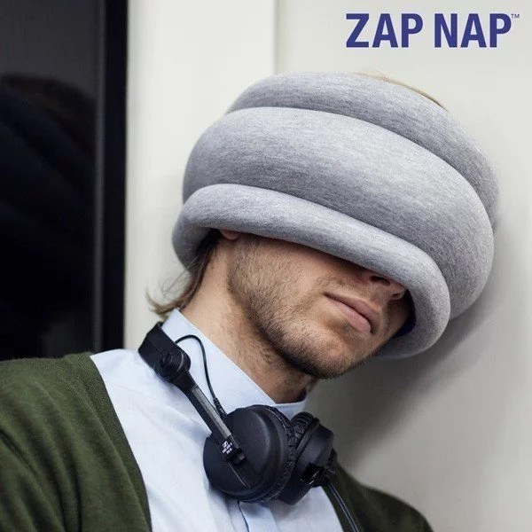 Zap Nap Ufo Resekudde