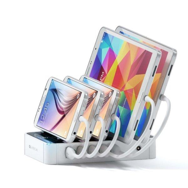 Satechi Flexibel USB Laddningskabel 25 Cm