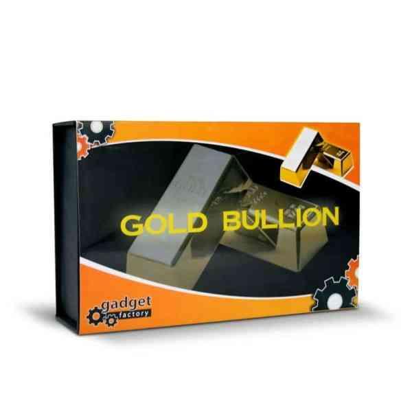 Gold Doorstop