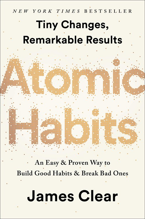 James Clear's 'Atomic Habits' challenges everything