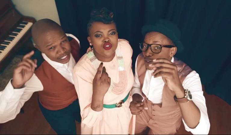 #MyDiscoveryPlaylist An acapella journey with The Soil