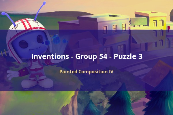 CodyCross   Inventions   Painted Composition IV   FunGamesArena com CodyCross   Inventions   Painted Composition IV