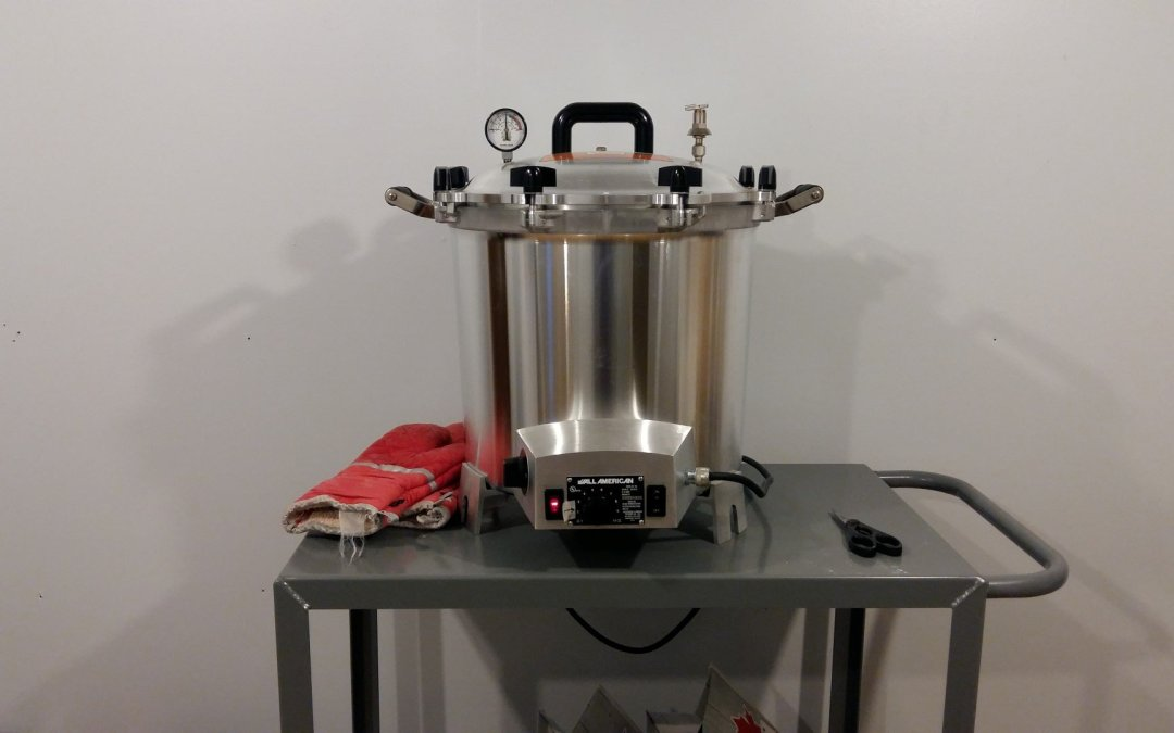 New Pressure Cooker