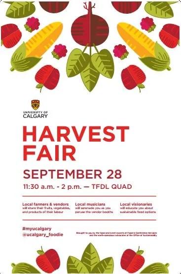 University of Calgary Harvest Fair