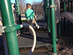 D-Man playground